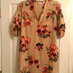 New York & Company Dresses - New York and Co. shirt dress!